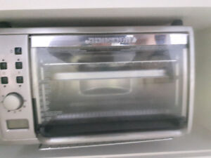 Black and Decker Toaster Oven - hardly used