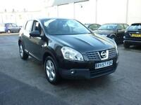 2008 Nissan Qashqai 1.5dCi 2WD Tekna Finance Available