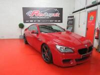 2011/61 BMW 640D M SPORT COUPE - 9K OPTIONS - 380BHP - BEST AROUND!!!