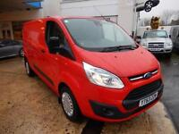 Ford Transit Custom 330 LWB TREND, 155PS