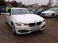 2012 62 BMW 3 SERIES 2.0 318D SPORT 4D 141 BHP DIESEL