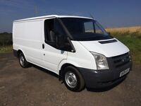 FORD TRANSIT SWB 2009,FULL FORD SERVICE HISTORY!
