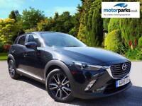 2018 Mazda CX-3 1.5d Sport Nav 5dr AWD Manual Diesel Hatchback