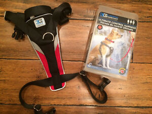 Canine Equipment Control Harness - size medium