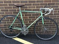 VINTAGE PEUGEOT COURSE ROAD BIKE RETRO RACING BICYCLE IDEAL STUDENT COMMUTER