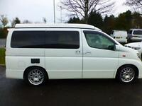 Nissan Elegrand 4 Berth Elevating Roof Campervan
