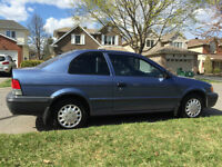 1998 Toyota Tercel CE Other