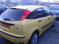 2003 Ford Focus 1.8i LX.. ( NOW £675 or BEST OFFERS )