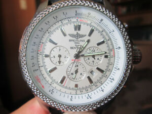 Breitling Bentley Automatic Watch