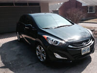 2013 Hyundai Elantra GT Hatchback with tech package