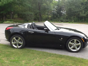 2007 Pontiac Solstice -- One of a kind