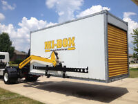 Self-Storage Delivered by Mi-Box Mobile containers