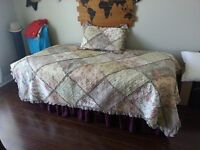 1 or  2 XL single Beds for sale - must be sold before 7-25