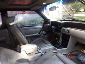1991 Ford Mustang LX Hatch