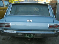 1967 Chrysler Town & Country Wagon