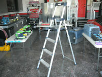 6ft Painters step ladder