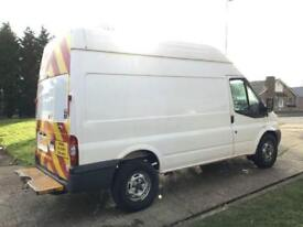 2008 08 FORD TRANSIT 2.4TDCI T350 MWB HIGH ROOF 115BHP. MOBILE WORKSHOP. DIESEL