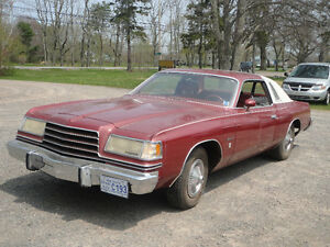 Very rare and low miles 1978 Dodge Magnum NEW PRICE $4500