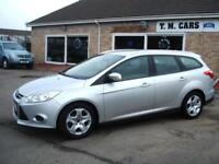2012 Ford Focus 1.6TDCi Edge Estate ** £20 Tax / 69k **