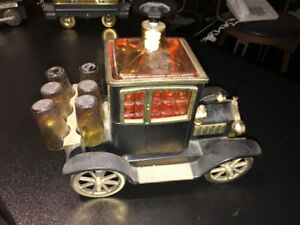 Large Music Boxes for a Bar Top - Great Gifts for Dad!