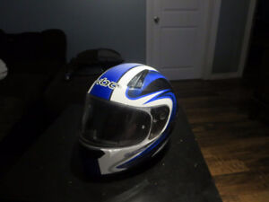 KBC Motorcycle Helmet For Sale - Size Adult Small