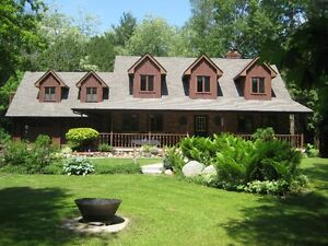 Lovely Cape Cod Style Home on 25 acres