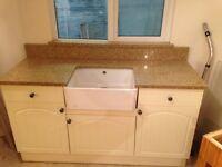 Butler sink / unit / kitchen