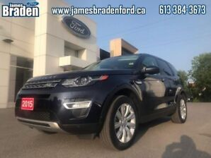 2015 Land Rover Discovery Sport HSE LUXURY  - Local - $224 B/W