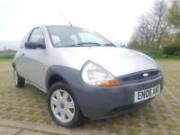 2006 Ford Ka 1.3, Petrol Manual, Low Mileage, Ideal Car For New drivers.