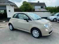 2013 63 Fiat 500 1.2 ( 69bhp ) ( s/s ) POP