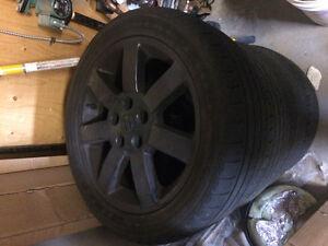 All season tire