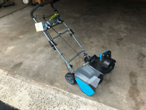 "Yardworks 20"" 13A Electric Snowthrower"