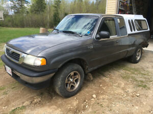 2000 Mazda B 3000 v6 for Parts or a Project Worth Fixing Runable