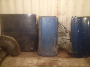 1964 & 1965 Beaumont & Chevelle Malibu SS PARTS ONLY