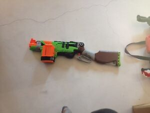 Nerf guns. (Diff prices) Kingston Kingston Area image 2