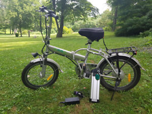 EMMO E-Bike for sale - in need of maintenance and part repair