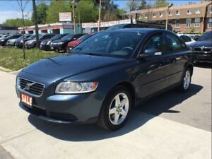 2008 Volvo S40 2.4L Accidents Free Certified
