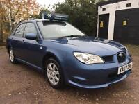 2007 Subaru Impreza 1.5 2 Keys Full 1 OWNER Service History Sports Wagon R