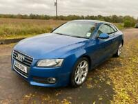 2010 Audi A5 2.0T FSI 180 Sport 2dr DAMAGED REPAIRABLE SALVAGE COUPE Petrol Man