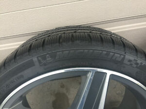 Mercedes AMG rims ,winter tires London Ontario image 3
