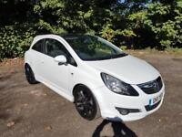 2011/11 Vauxhall Corsa 1.2i 16v [85] Limited Edition [a/c] FULL VAUX S/HISTORY
