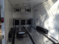 Custom Extra Tall Gatortail Enclosed Trailer for Sale!