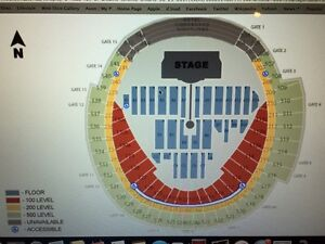 HARD TICKETS FOR COLDPLAY IN TORONTO