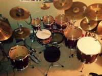 Session Drummer For Hire (Rock/Pop/Country/Hip-Hop/Funk)
