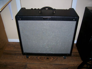 Fender Hot Rod Deville III Tm 2x12 with selector pedal tube amp