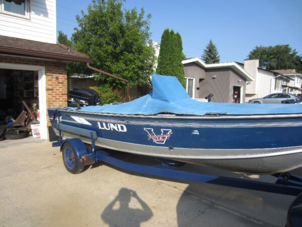 Used 1994 Lund Boat Co Pro V 1775