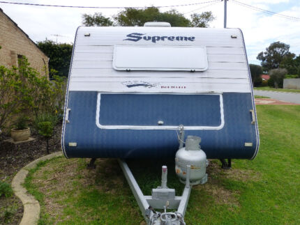 Supreme 1800 Tourer, 2009 Willetton Canning Area Preview