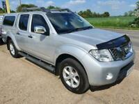 2014 Nissan Navara DCI TEKNA 4X4 SHR DCB Auto Pick Up Diesel Automatic