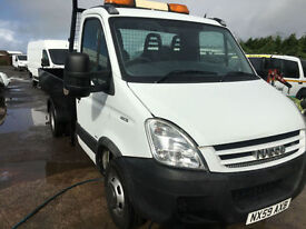 Iveco Daily 45c15 2010 59 low mileage tipper