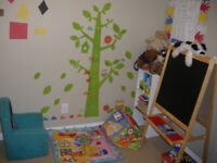 Approved Childcare Dayhome in Evanston